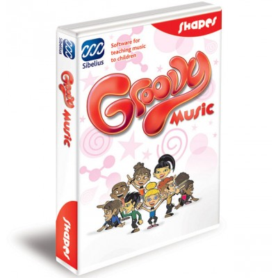 Groovy Shapes Music Learning Software - Sibelius - 631281
