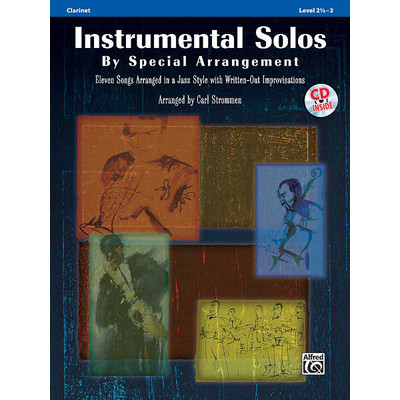 Music Instrumental Solos by Special Arrangement - Clarinet