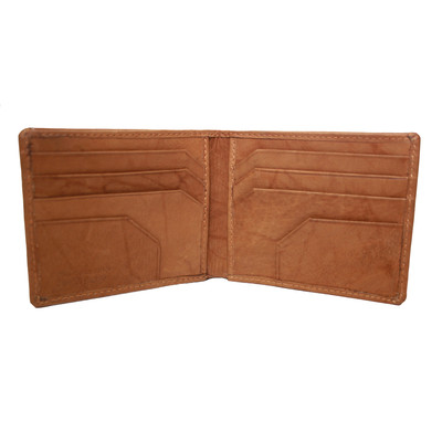 Men's 8-Pocket Slim Bi-fold Wallet