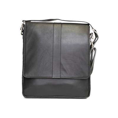 Compact Unisex Messenger Bag with Adjustable Shoulder Strap