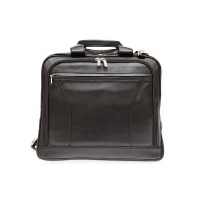 Casual Briefcase 2 section Soft Sided