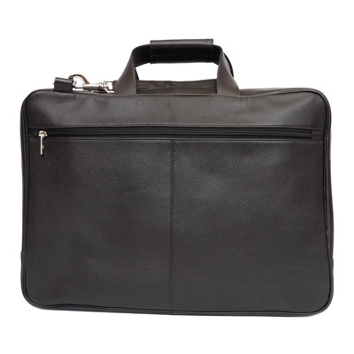 Casual Briefcase 2 section Soft Sided.