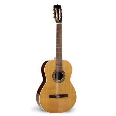 La Patrie Collection Series Classical Guitar - Cedar / Solid Rosewood - EPM Quantum 1 Electronics - La Patrie