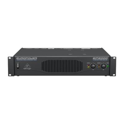 Behringer Europower EP2000 Stereo Power Amp with ATR - Behringer - EP2000