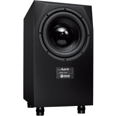 Adam Sub10 Mk2 Powered Subwoofer - Single - Adam Audio - SUB10 MKII