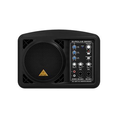 Behringer EuroLive B205D Ultra-Compact 150-Watt PA/Monitor Speaker System - Behringer - B205D