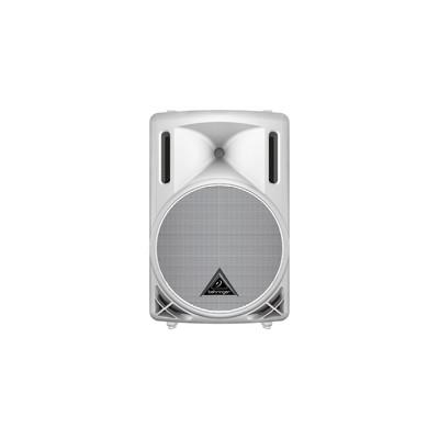 Behringer EuroLive B212D-WH Active 550-Watt 2-Way PA Speaker System - White - Behringer - B212D-WH
