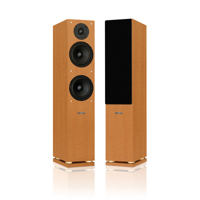 Fluance High Definition Two way Floorstanding Main Speakers Home Audio Surround (871363016782)