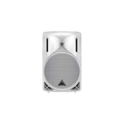 Behringer EuroLive B215D-WH Active 550-Watt 2-Way PA Speaker System  - White - Behringer - B215D-WH