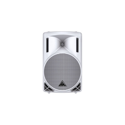 Behringer EuroLive B215D-WH Active 550-Watt 2-Way PA Speaker System - Behringer - B215XL-WH