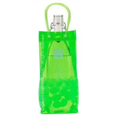 Ice Bag Acid Green - the modern alternative to an ice buket