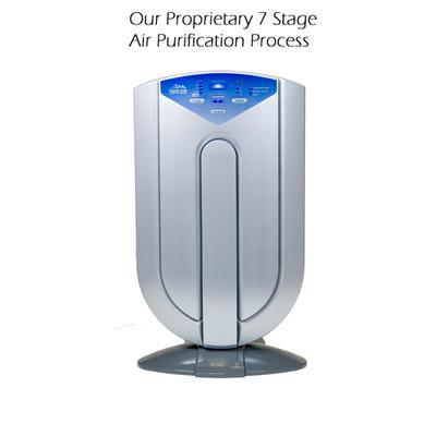 Heaven Fresh NaturoPure Multi Tech 380 Air Purifier