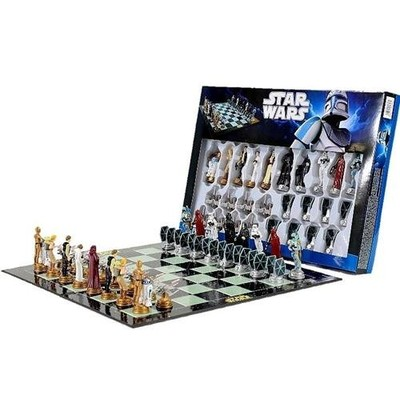 Star Wars Chess Game Set
