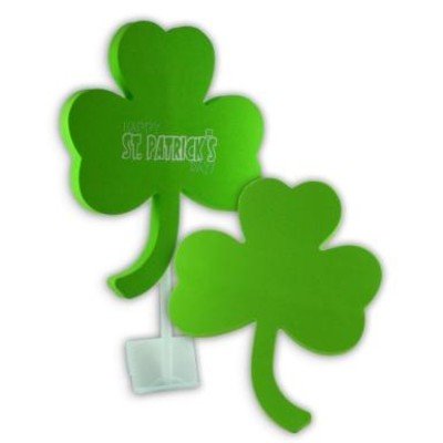 St-Patrick's day car decoration