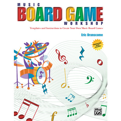 Music Music Board Game Workshop w/CD (repro)