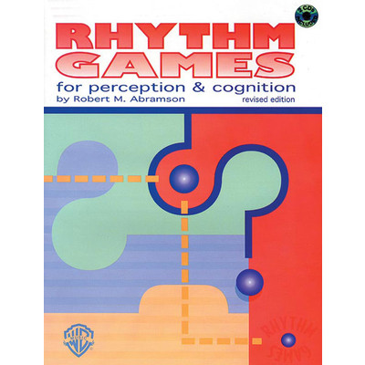 Music Rhythm Games for Perception & Cognition (Book/2 CDs)