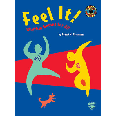 Music Feel It (Rhythm Games For All) w/ 2CD's
