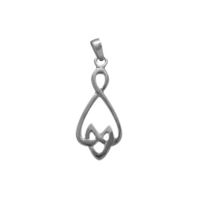 Sterling Silver Celtic Pendant with chain