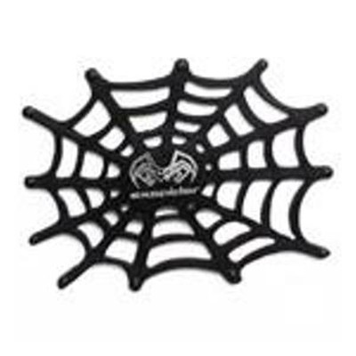 4 X Spider Web Sticky Pad