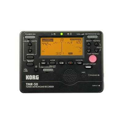 Korg Tuner Metronome Recorder - Korg - TMR50-BK
