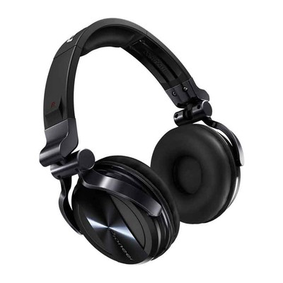 Headphones Pioneer HDJ-1500-K w/Detachable Cord Black - Pioneer - HDJ-1500-K (884938156660)