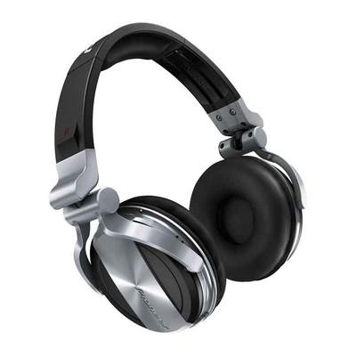 Headphones Pioneer HDJ-1500-S w/Detachable Cord Silver - Pioneer - HDJ-1500-S (884938156691)