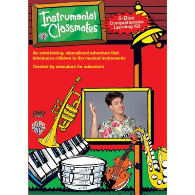 DVD Instrumental Classmates (30 min, instrument families) - Alfred Music - 00-907868