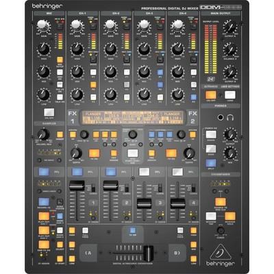 Behringer 5-Channel Digital DJ Mixer - Behringer - DDM4000