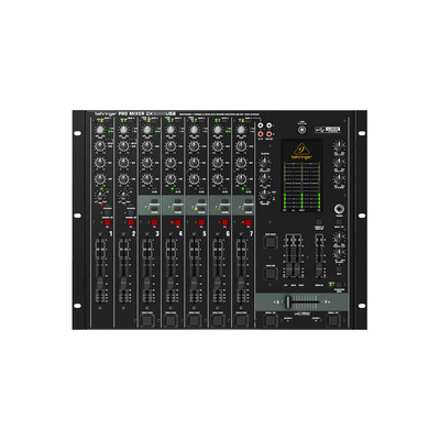 Behringer Pro Mixer DX2000USB 7 Channel DJ Mixer - Behringer - DX2000USB