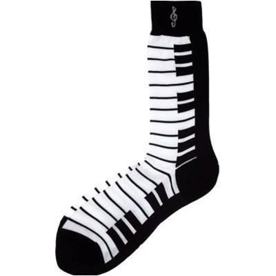Socks Aim Socks Keyboard Mens - Aim - 10001B