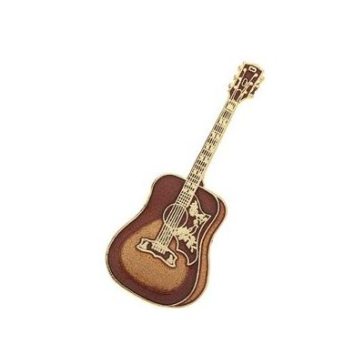 Pin Aim Dove Guitar - Aim - 13A