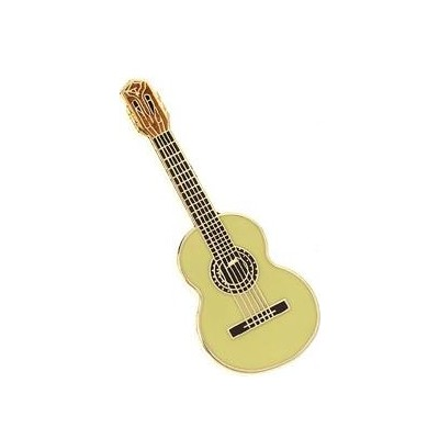 Pin Aim Clas. Guitar Cedar - Aim - 14A