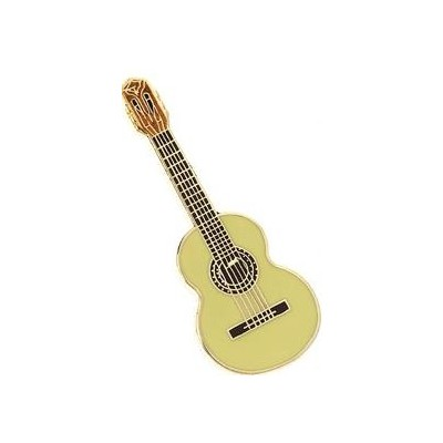Pin Aim Clas Guitar Spruce - Aim - 14B