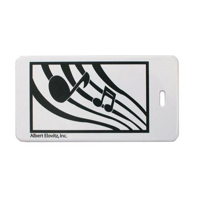 Plastic ID Tag - Staff - Aim - 1702