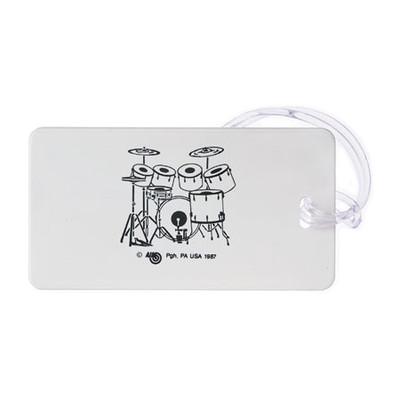 Plastic ID Tag - 5-piece Drum Set - Aim - 1718