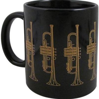 Mug Aim Trumpet B/G - Aim - 1808