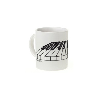 Mug Aim 3D Kybd White - Aim - 1900