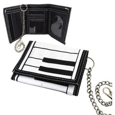 Wallet Aim Canvas Keyboard w/Chain - Aim - 6903