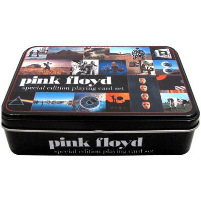 Playing Cards Aim Pink Floyd 2 Decks w/Tin - Aim - 7696
