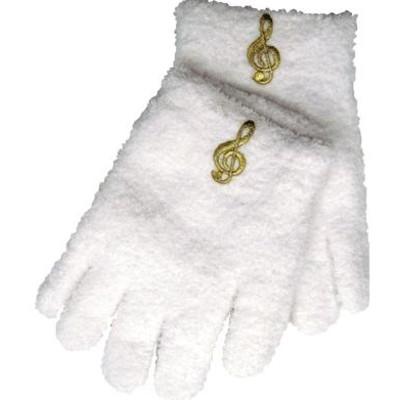 Gloves Aim Fuzzy G-Clef Royal Blue - Aim - 9110E