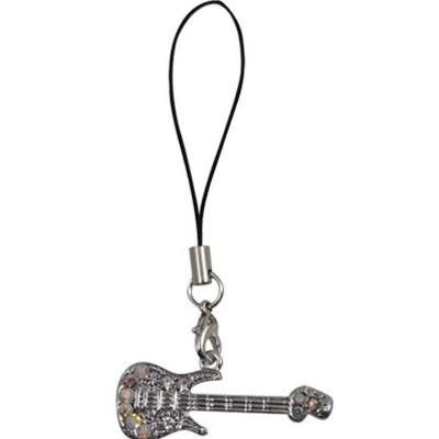 Cell Phone Charm Aim Electric Guitar - Aim - CH255