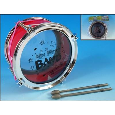 """Drum Toy Galaxy 6"""" Play Drum - Toy Galaxy - 34143"""