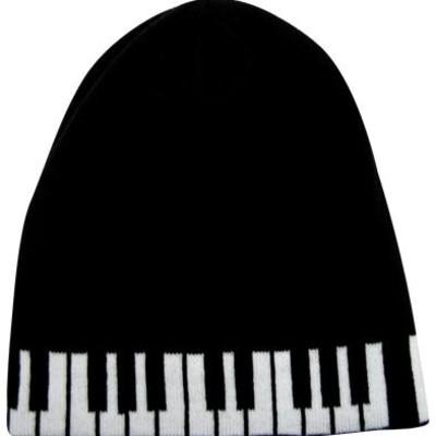 Hat Aim Keyboard Beanie - Black - Aim - 71848