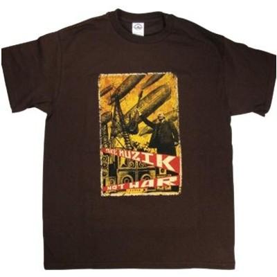 Musik Not War T-Shirt - 2XL - Aim - 45501XXL