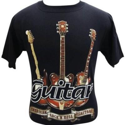 Rock N Roll Heritage T-Shirt - Medium - Aim - 45504M