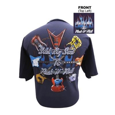 Sold My Soul T-Shirt - XL - Aim - 45518XL