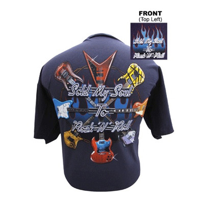 Sold My Soul T-Shirt - 2XL - Aim - 45518XXL