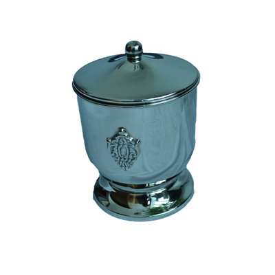 Classique Silver Canister