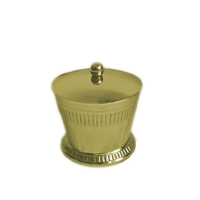 Moderne Gold Cotton Dish