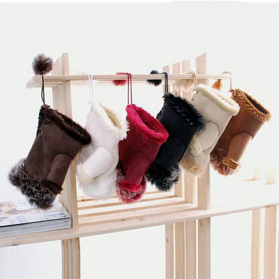 Genuine Suede Mittens $36.99 for 2 and get the 3rd one for FREE